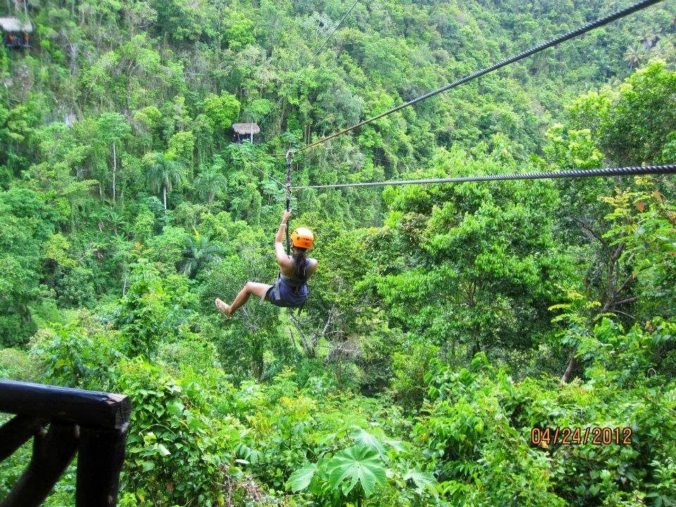 Walk The Plank Zip Lining Punta Cana Dominican Republic Places To Visit Oh The Places You Ll Go Ziplining