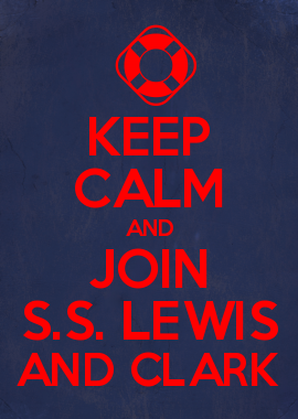 Who wants to join S.S. Lewis and Clark?