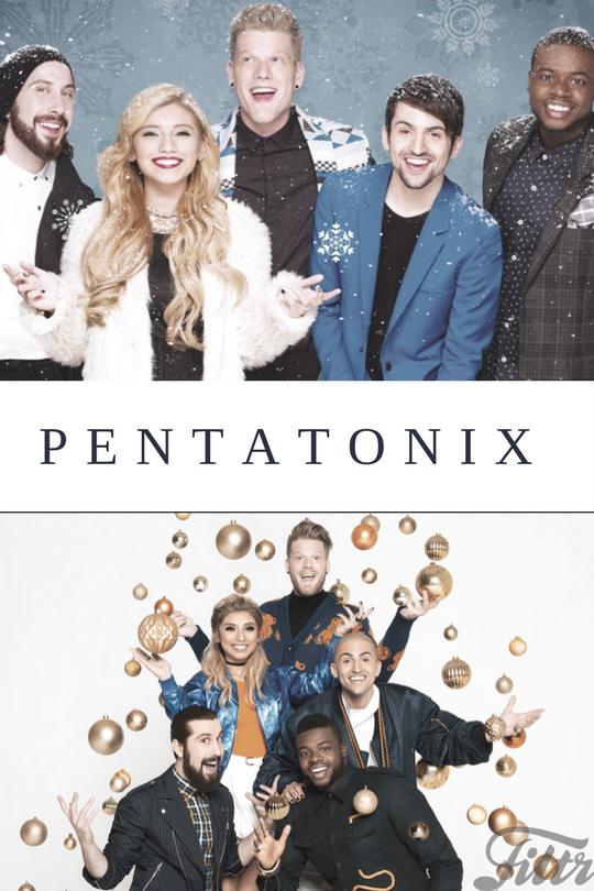 a very merry pentatonix christmas is upon us - Penatonix Christmas
