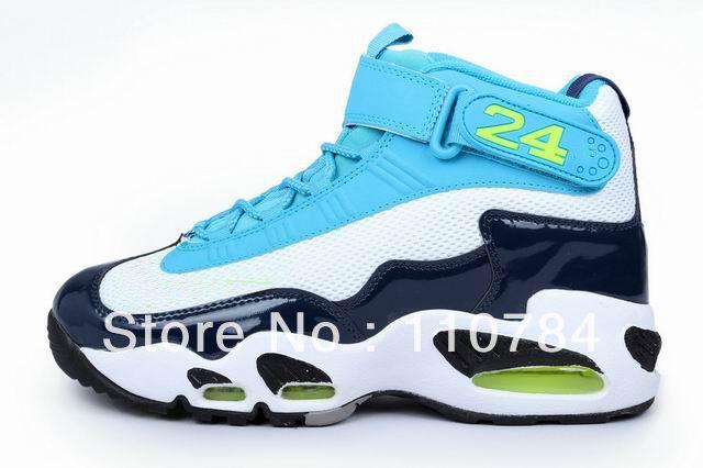 KEN GRIFF Basketball Shoes Athletic Ken Griffey Jr Shoes Men Griffeys shoes  Griffey Shoes SIZE 41