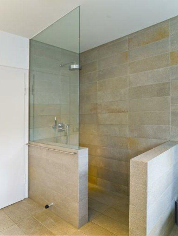 Bildergebnis für begehbare dusche Haus Pinterest