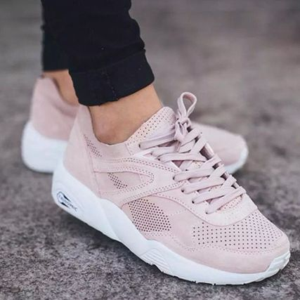Puma - Baskets Femme R698 Soft Rose Pale - LaBoutiqueOfficielle.com