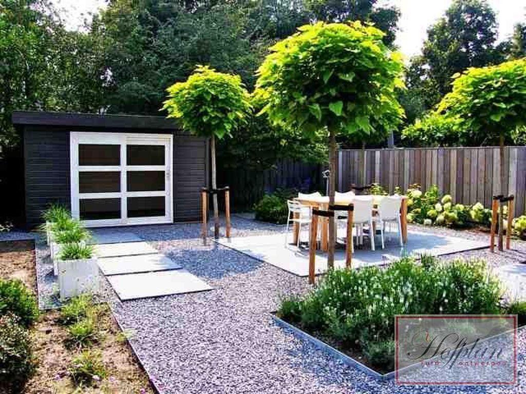 45 Beautiful Simple Backyard Ideas On Your Budget Backyard Grass Alternative Large Backyard Landscaping Backyard Patio