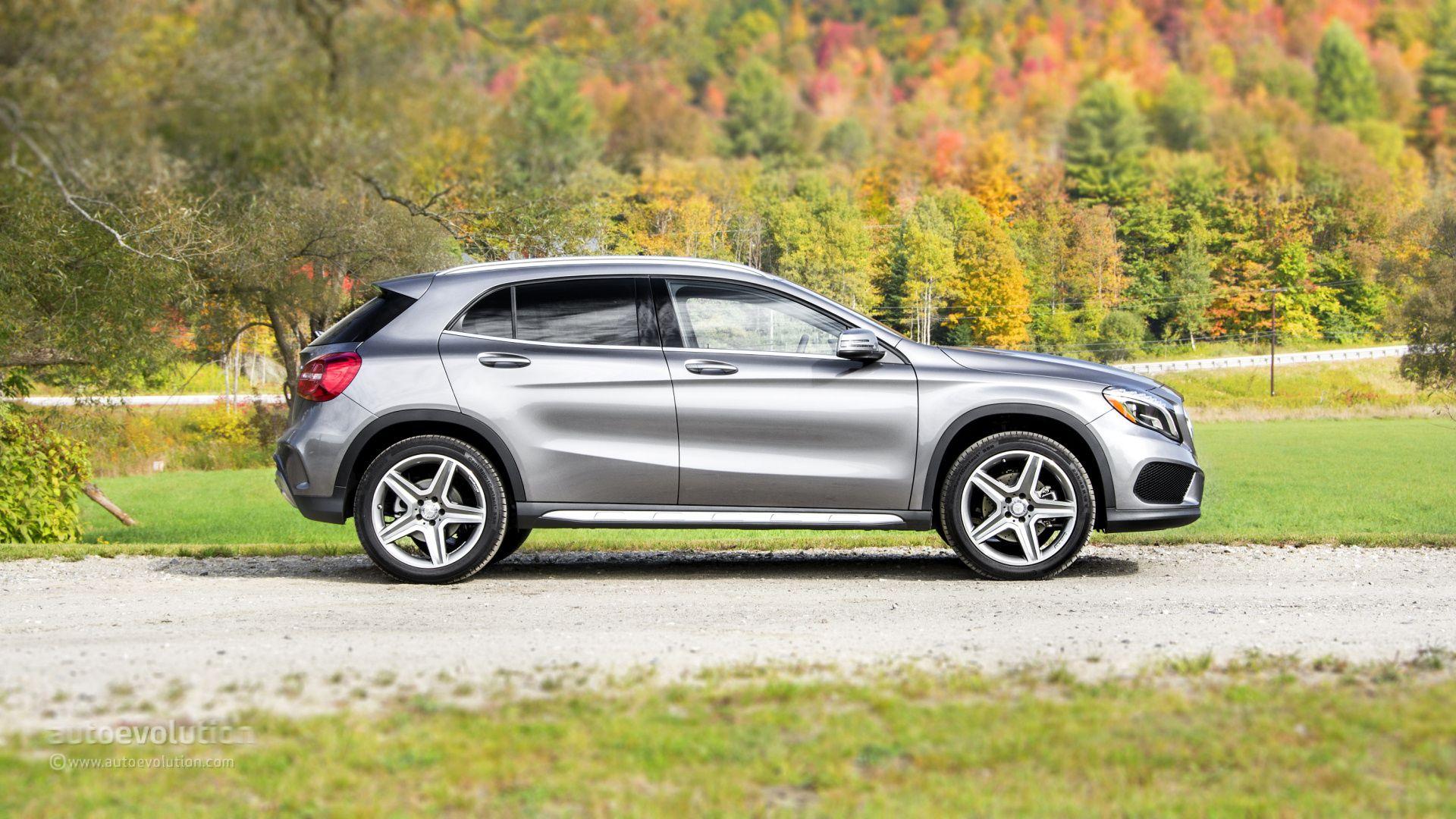 2015 Mercedes Benz Gla250 4matic Gla45 Amg Review Mercedes Gla Mercedes Benz Mercedes