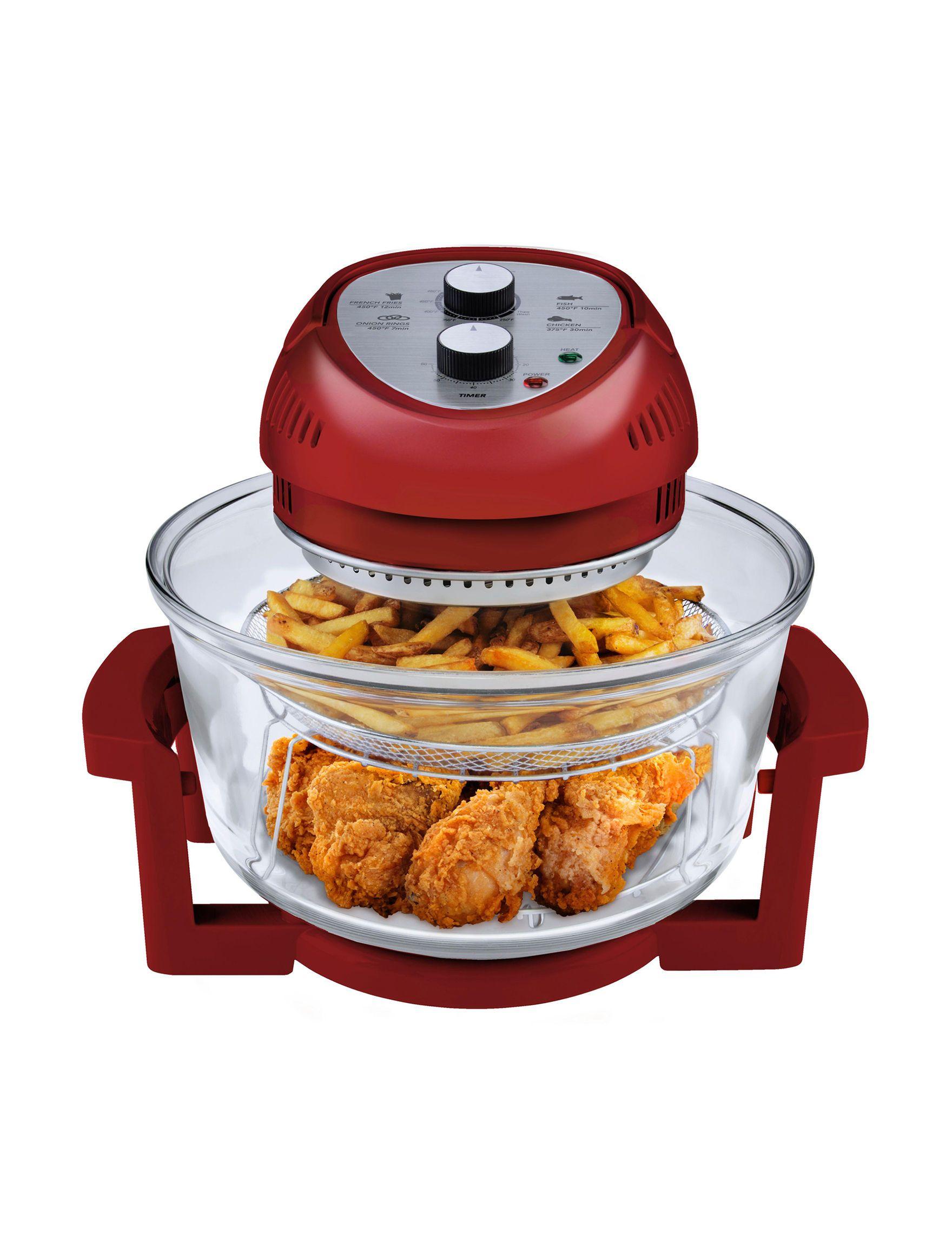 Big boss red oilless air fryer air fryer recipes oil