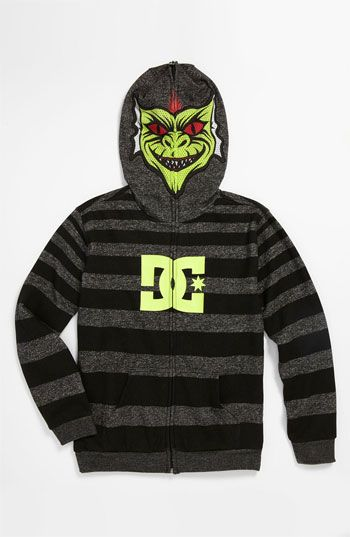 DC Shoes  Grommit  Mask Hoodie (Big Boys) available at  Nordstrom ... 5f1b60fb32