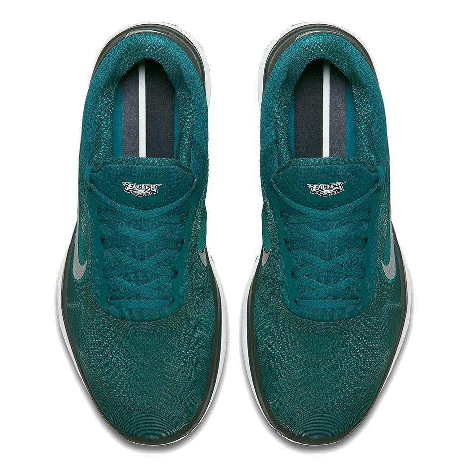 36f8554c Philadelphia Eagles Nike NFL Free Trainer V7 Week Zero Shoes ...