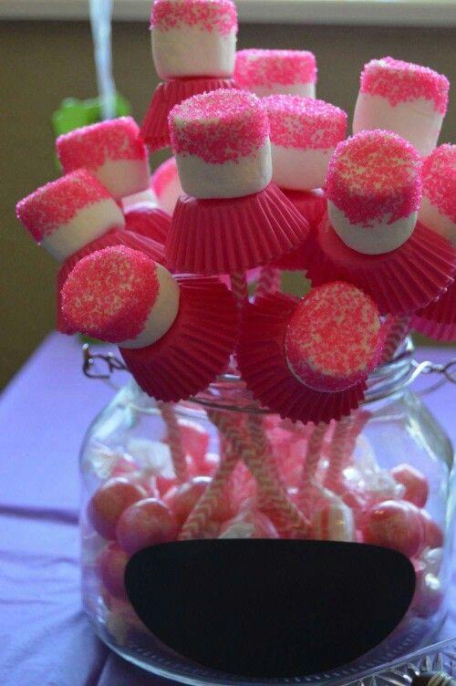 Diy Christmas Marshmallow Pop Ideas Recipes Sweet Treats