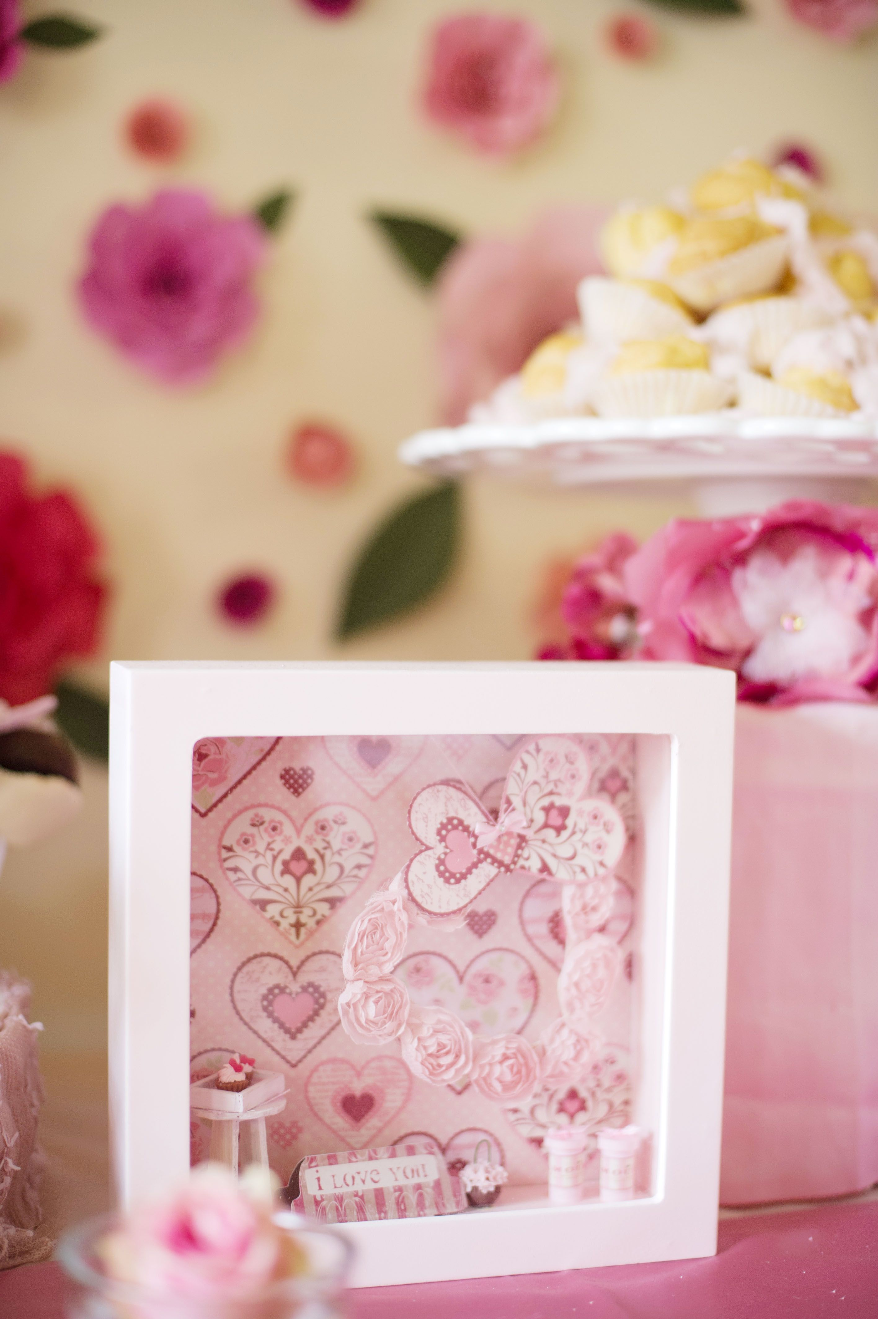 A handy paper craft in 3D frame | JloveS Collection | Pinterest | 3d ...