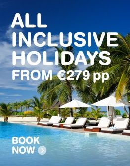 Cheap Holidays From Ireland All Inclusive Deals - Ireland all inclusive