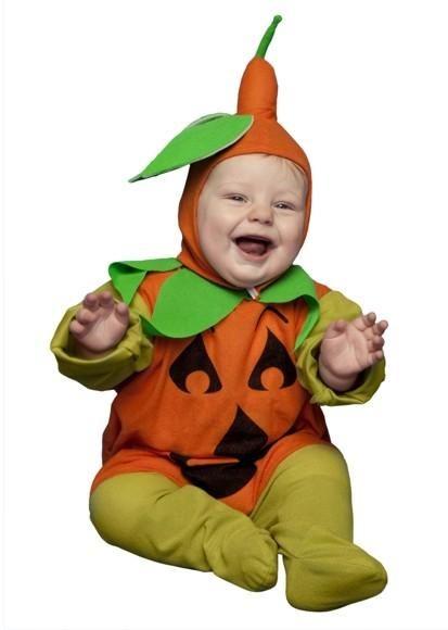 disfraces de halloween para bebes de 7 meses