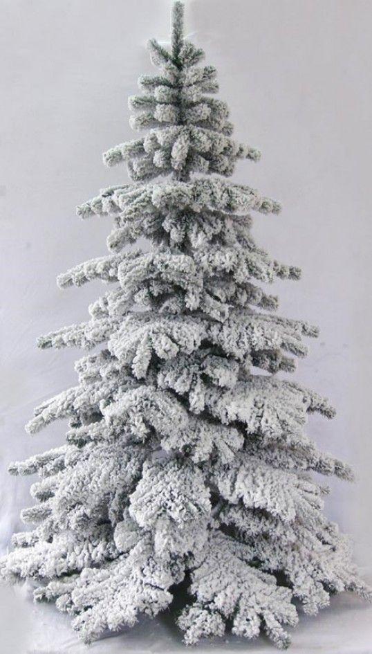 Http Www Christmastreeworld Co Uk Media Catalog Product Cache 1 Image 538x 17f82f742ffe12 Christmas Tree Village Flocked Christmas Trees Christmas Tree Inspo