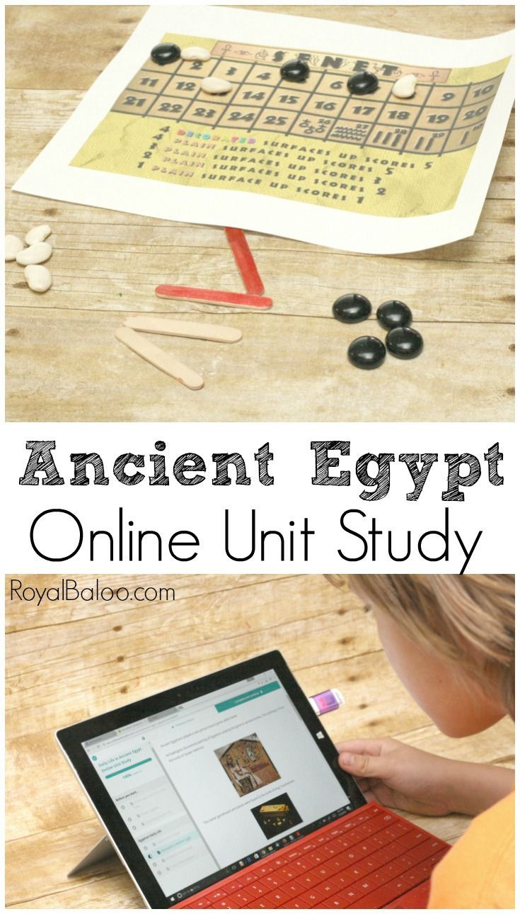 Ancient Egypt | LearnEnglish Kids - British Council