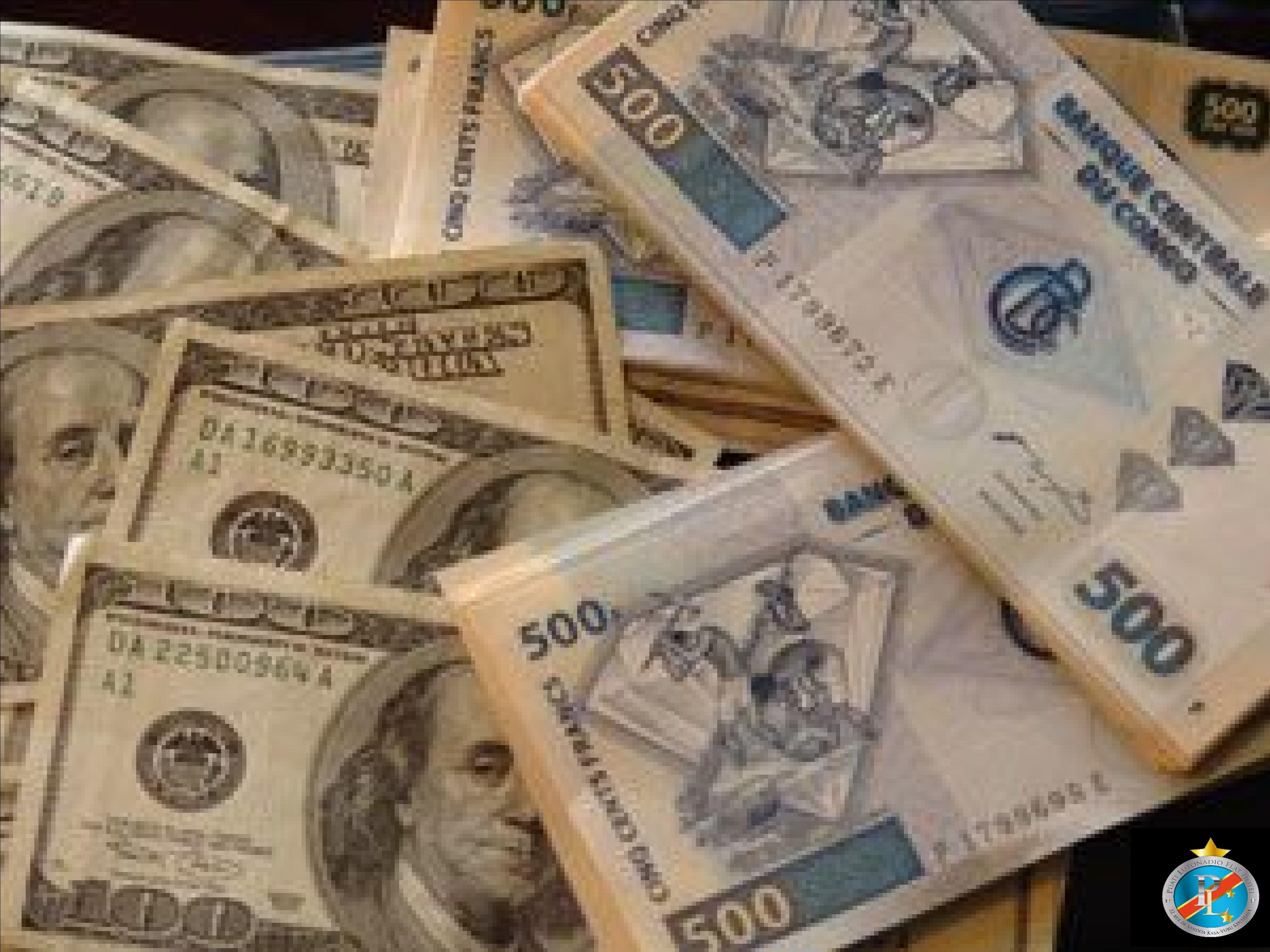 PL dollar franc congolais