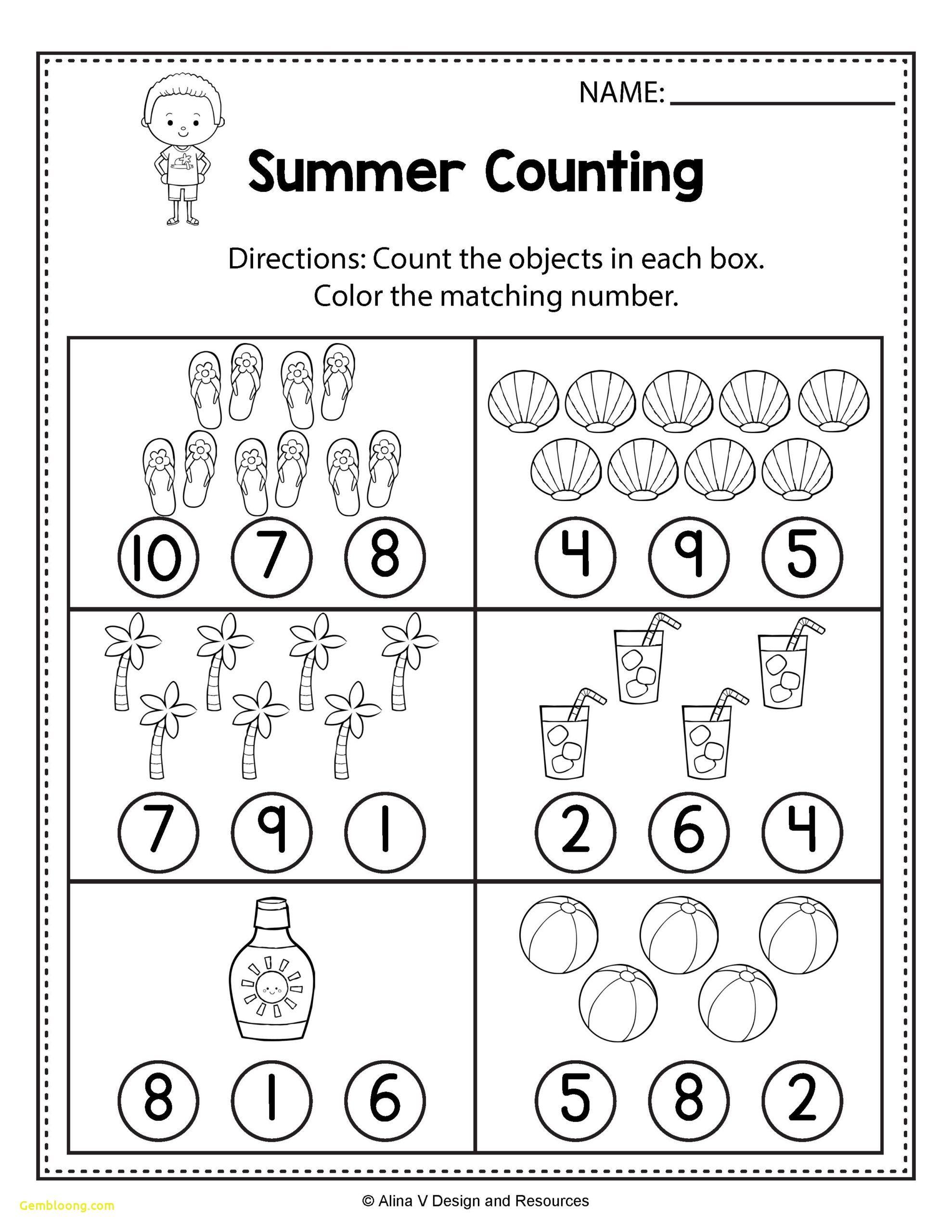 Prime Math Addition Worksheets For Kindergarten