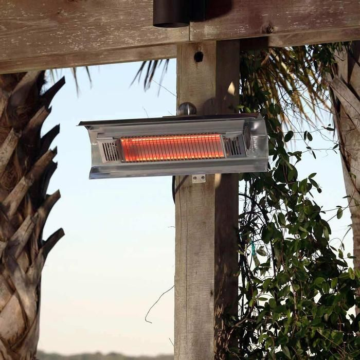 Infrared Patio Heater Great For Porch Patio Heater Fire Sense Outdoor Heaters