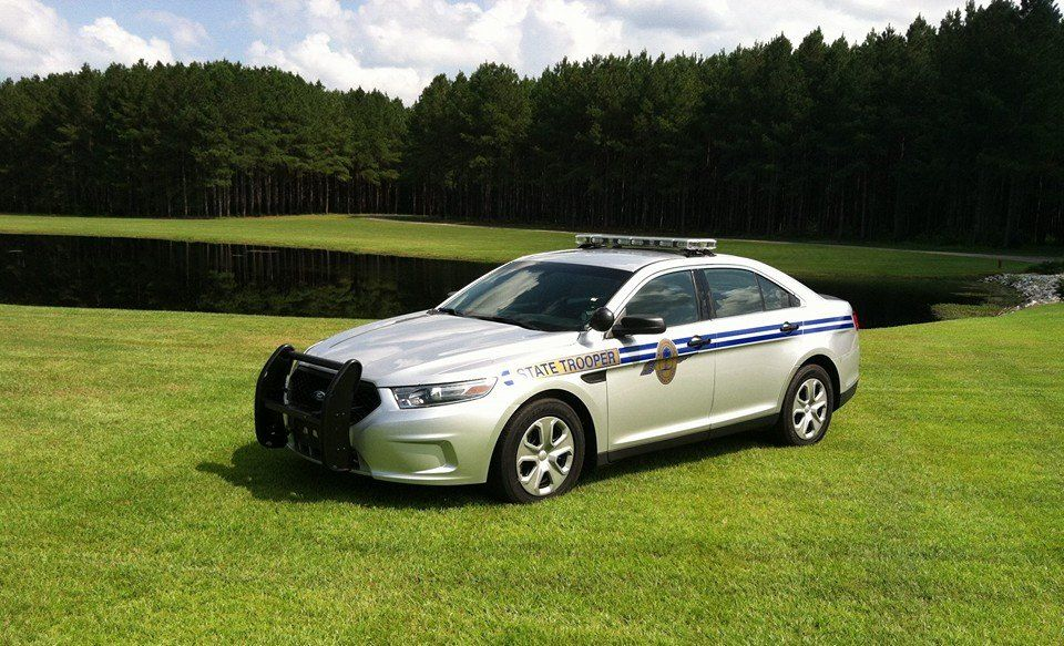 South Carolina Highway Patrol Ford Police Interceptor Police