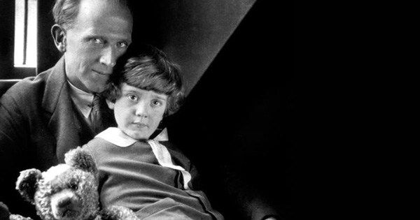 A A Milne Reads From Winnie The Pooh In A Rare 1929 Recording