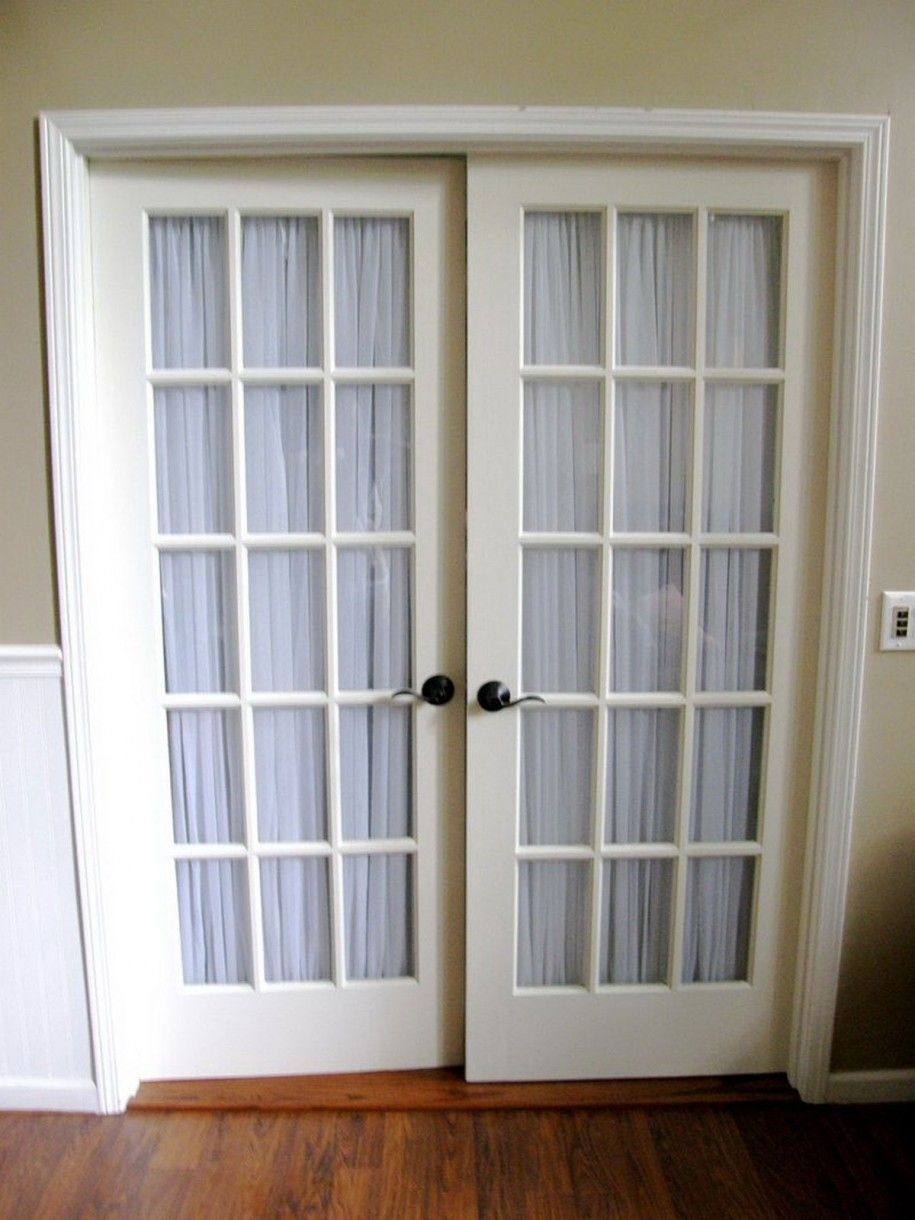 27 Best Planning Window Treatments For French Doors Pinterest