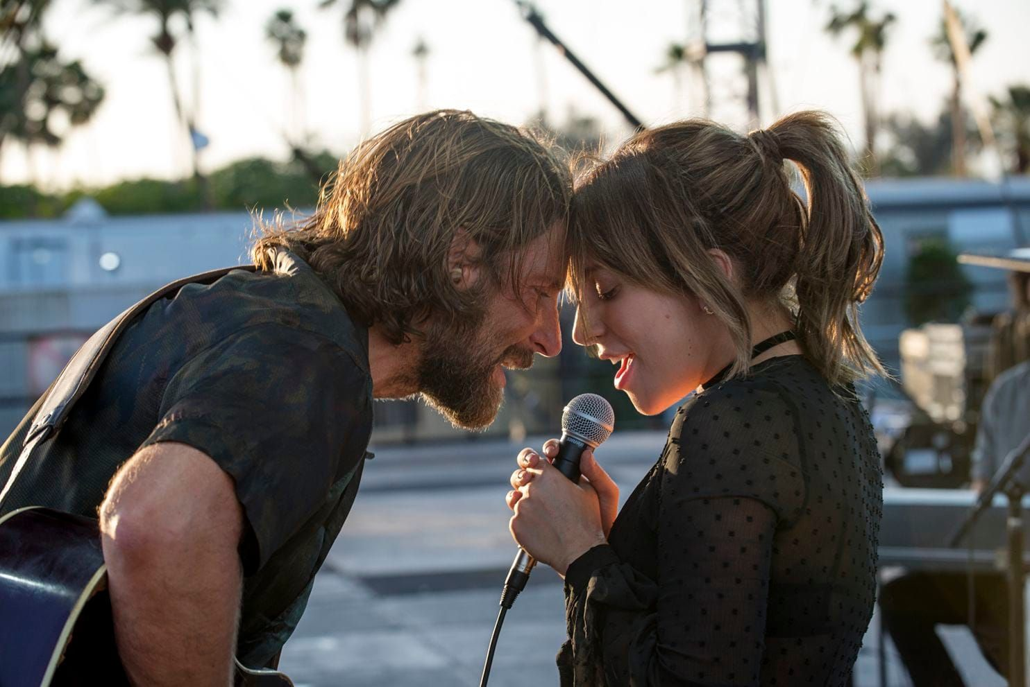 Bradley Cooper And Lady Gaga S Hotly Anticipated A Star Is Born