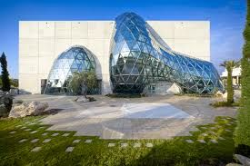 The Dali museum in Florida designed by architect Yann Weymouth of HOK