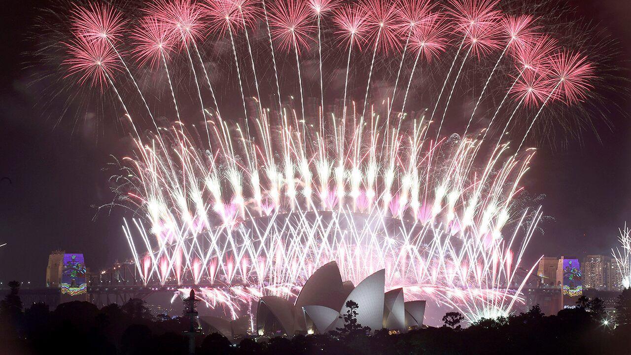 Sydney holding New Year's fireworks despite raging