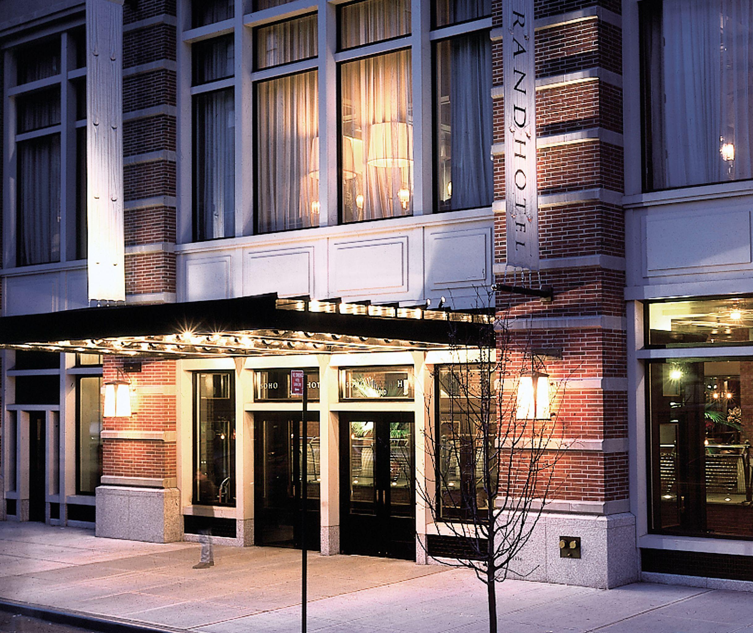 Soho Grand Hotel (New York City, NY Soho grand hotel