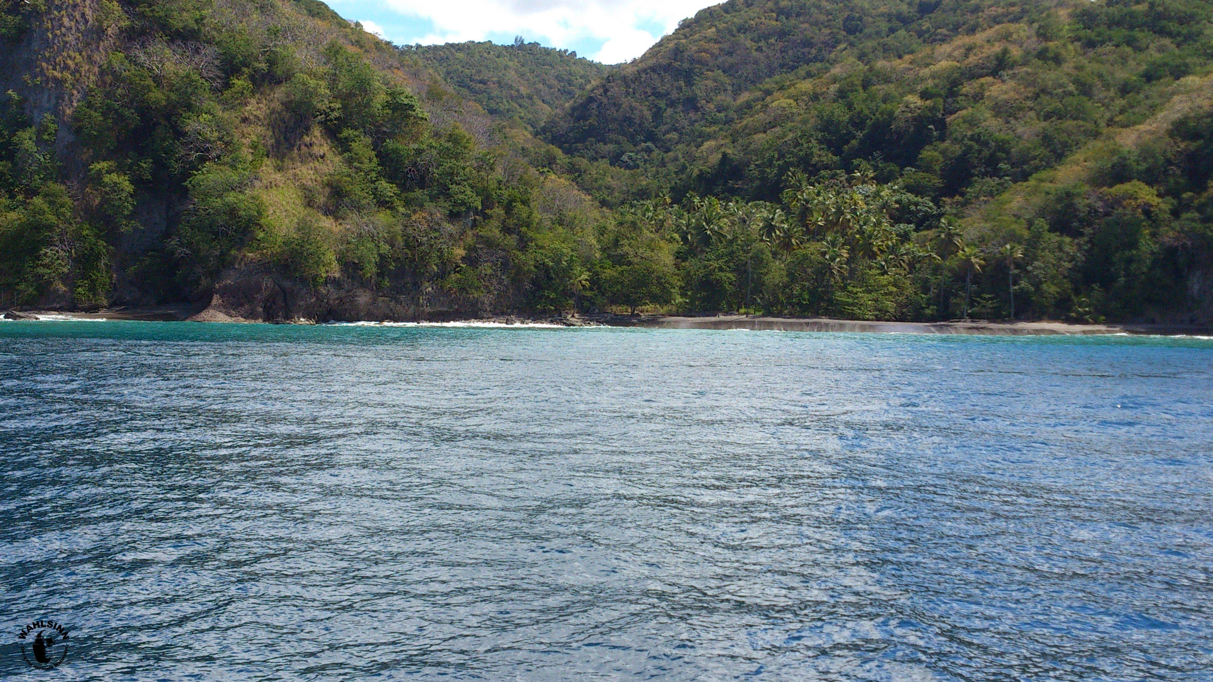 St. Lucia - Die Wunderschöne Küste von St. Lucia