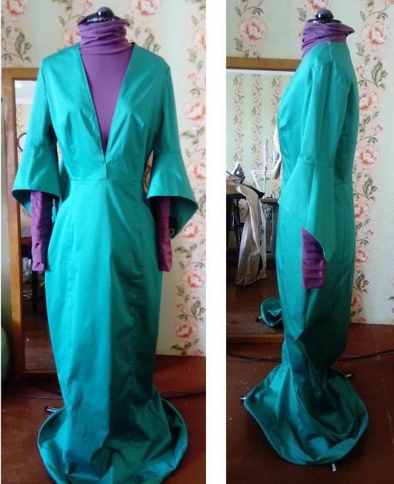 SW Clone Wars Duchess Satine Kryze cosplay costume