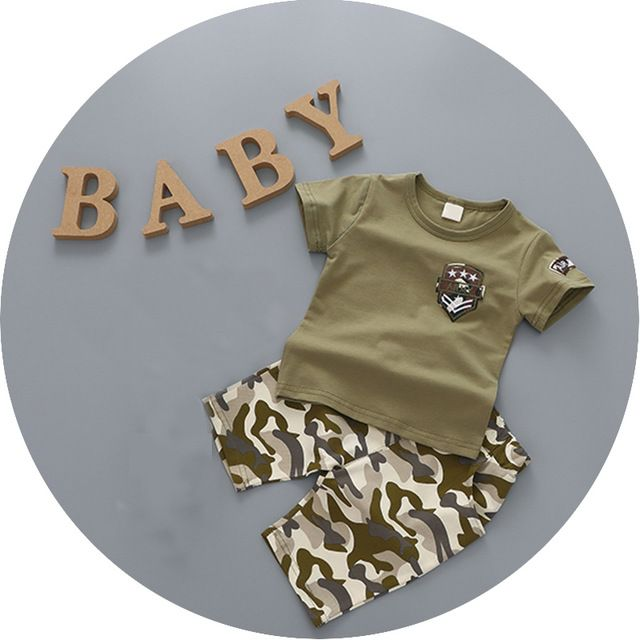 Good price 2016 Newborn Infant T-shirt+Pants 2 Pcs Coverall Camouflage Clothes Sets Children Baby Girls Boys Suits Kids Costume just only $14.88 with free shipping worldwide  #babygirlsclothing Plese click on picture to see our special price for you
