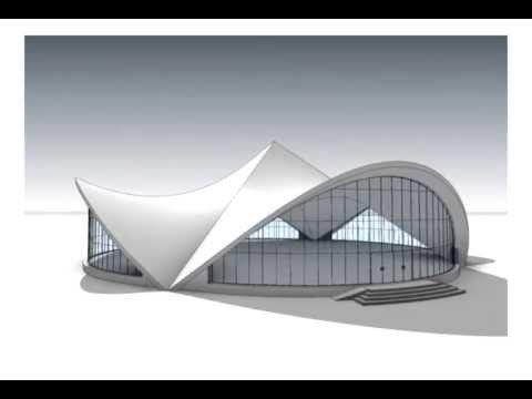 Revit Architecture 2014 Hyperbolic Paraboloid Doovi