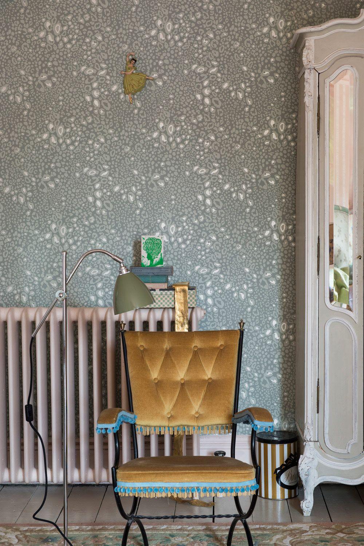 Ocelot By Farrow Ball Wonderwall The Inner Interiorista Bedroom Wallpaper Neutral Home Wallpaper Farrow Ball Wallpaper Farrow and ball wallpaper samples