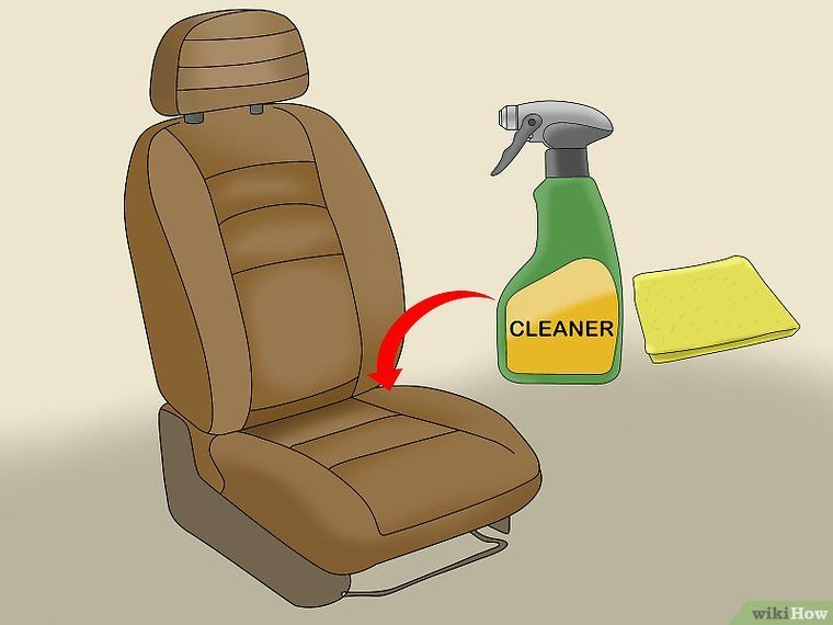 How To Clean Leather Car Seats Cleaning Leather Car Seats Leather Car Seats Leather Car Seat Cleaner