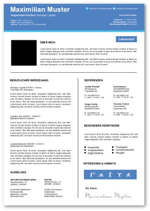Lebenslauf Vorlagen Online Editor 25 Tipps Lebenslauf Bewerbung Lebenslauf Vorlage Vorlagen Lebenslauf