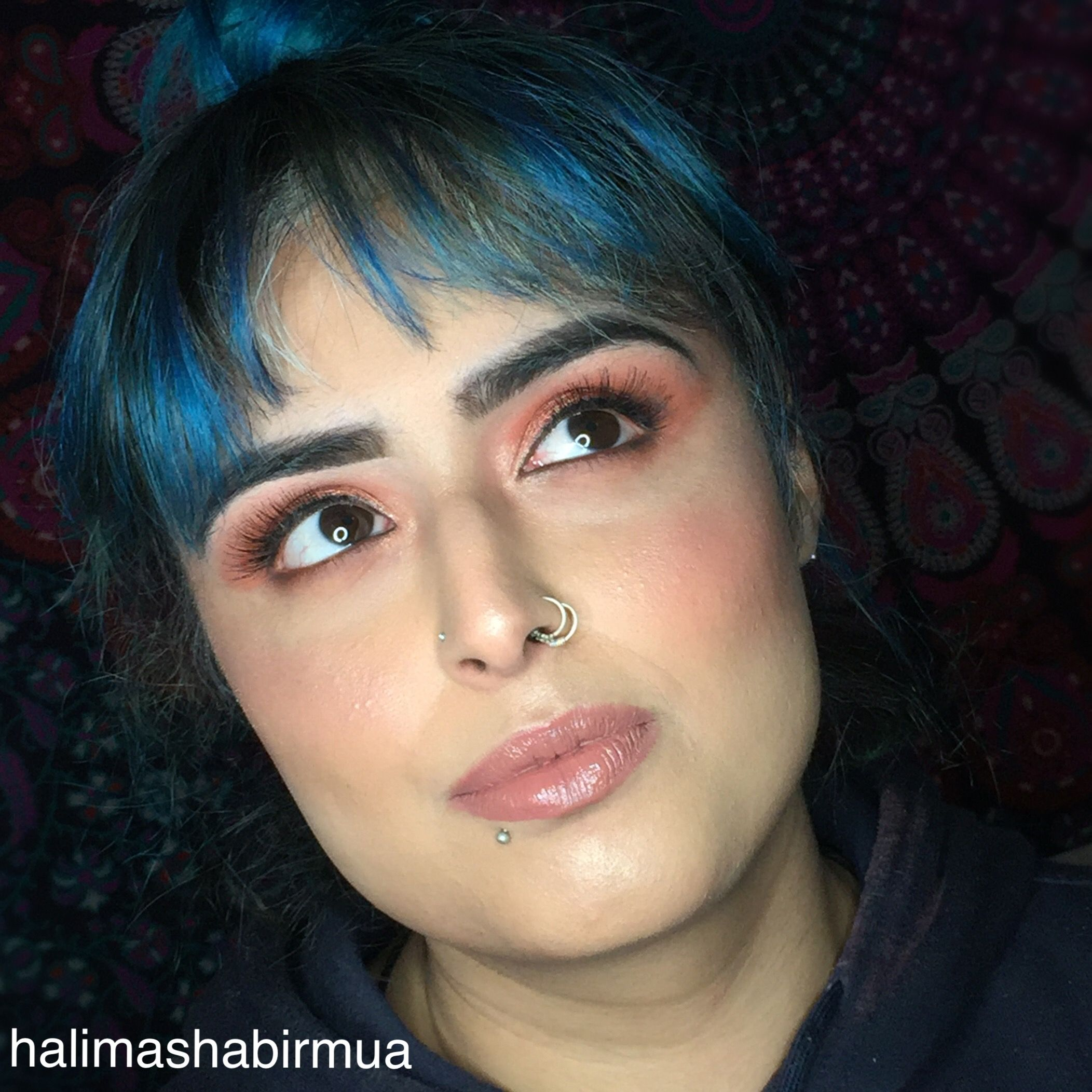 Pin on Makeup by Halima Shabir