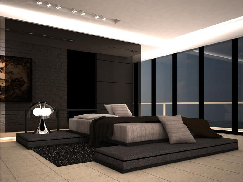 21 Contemporary And Modern Master Bedroom Designs | Modern Master