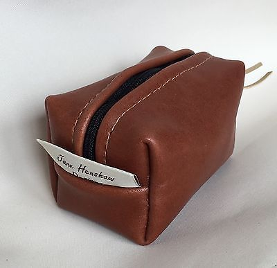 Leather Headphones Earphone Charger Case Holder