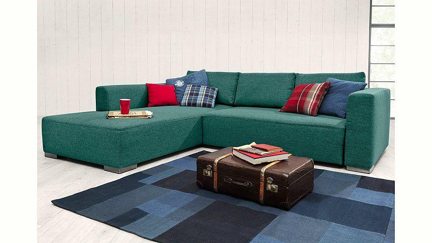 Tom Tailor Polsterecke M Heaven Style Colors Ottomane Links Wahlweise Mit Bettfunktion Jetzt Bestellen Unter Https Moebel Ecksofas Sofa Wohnzimmer Sofa