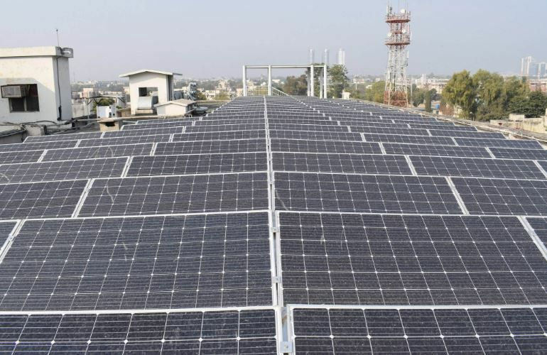 Ptcl Goes Solar To Conserve Energy For A Green Pakistan Solar Solar Technology Solar Solutions