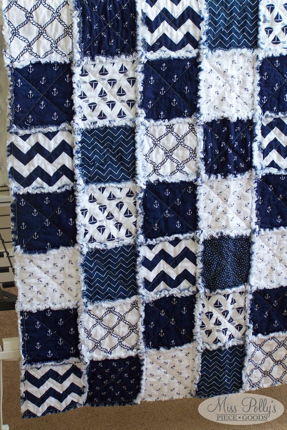Baby Crib Bedding READY TO SHIP Baby and by MissPollysPieceGoods ...
