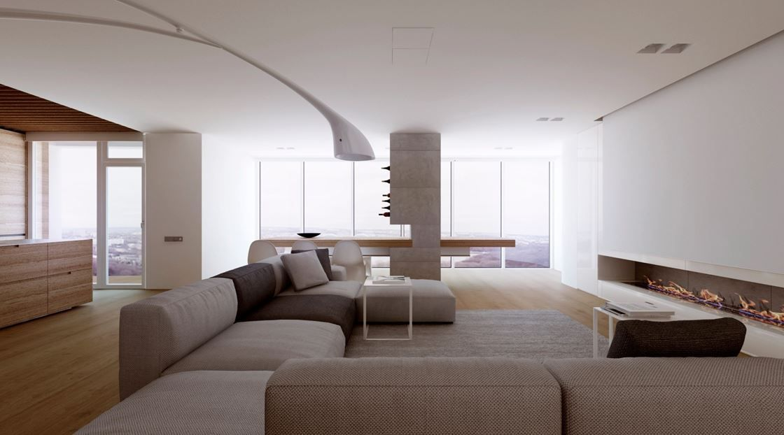 Bachelor Apartment - Picture gallery | Minimalism | Pinterest