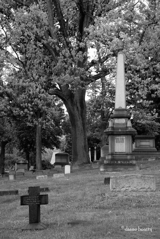 oak hill cemetery youngstown cemeteries pinterest cemetery