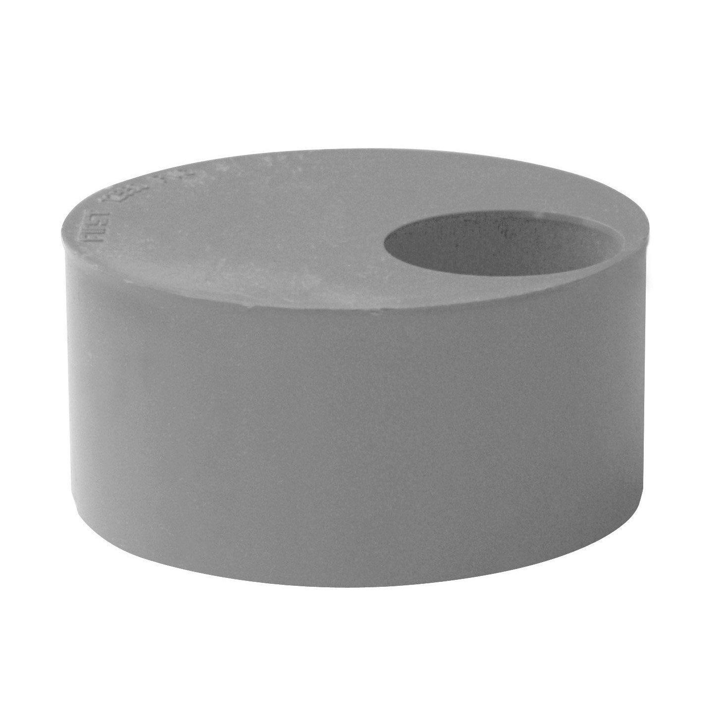 Tampon De Réduction Simple Pvc Diam8050 Mm First Plast