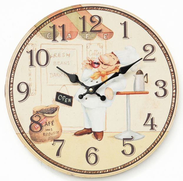 Charmant 24 Beautiful Kitchen Wall Clocks
