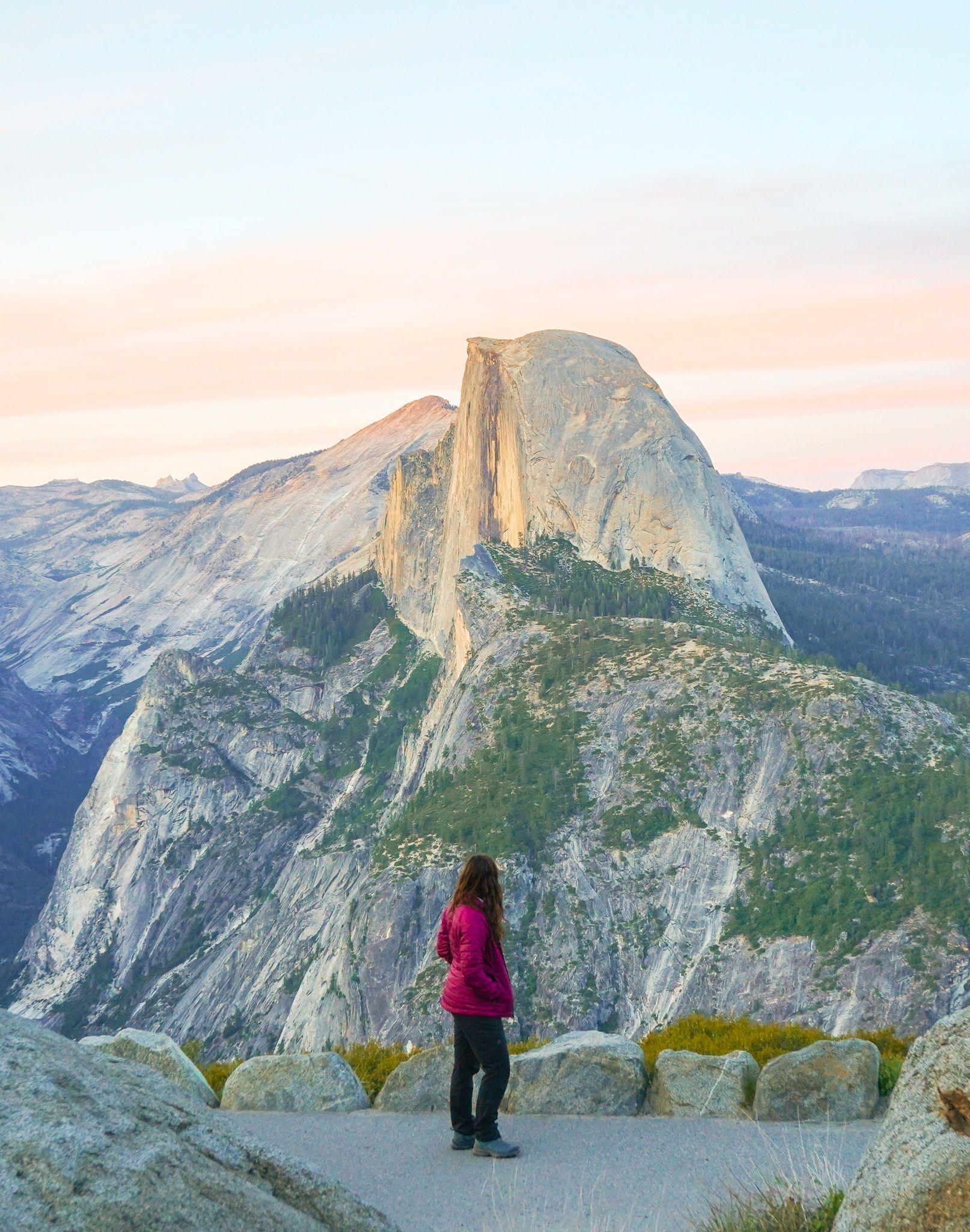 Guide To Visiting Yosemite National Park In