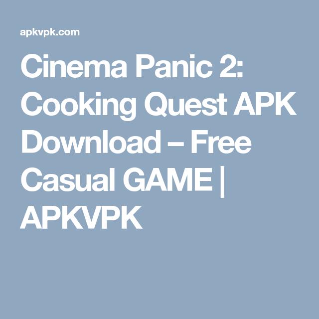cinema panic game