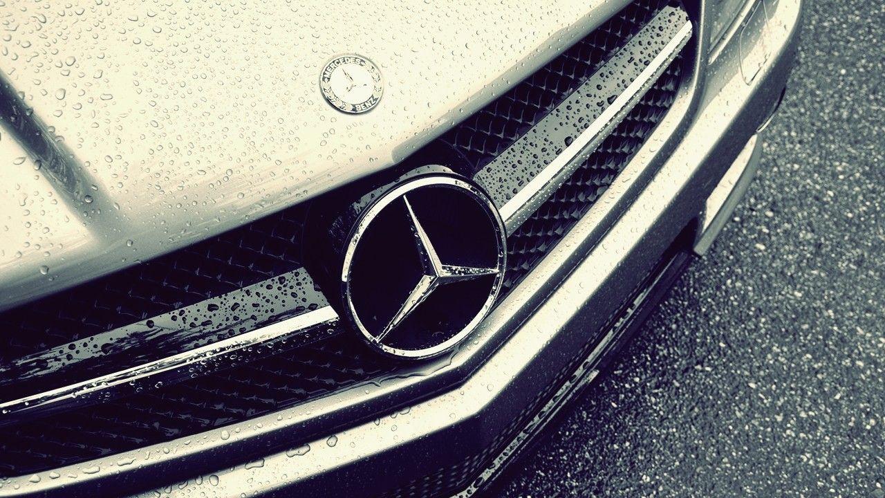 Mercedes Logo Wallpaper HD Find best latest Mercedes Logo
