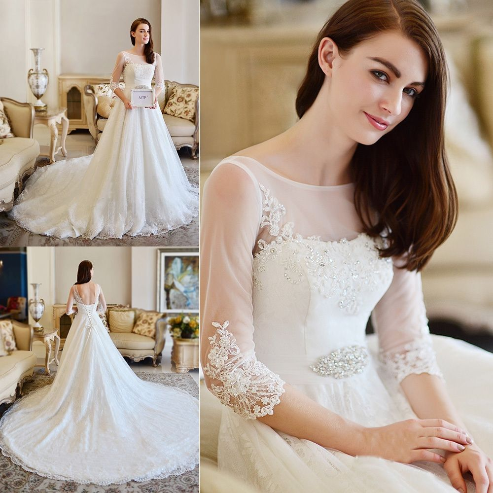 There are many people purchase wedding dresses online in reasonable ...