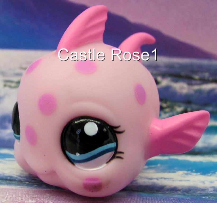 Littlest Pet Shop Toys R Us Exclusive Fish 1139 New Ebay Little Pet Shop Toys Pet Shop Little Pets