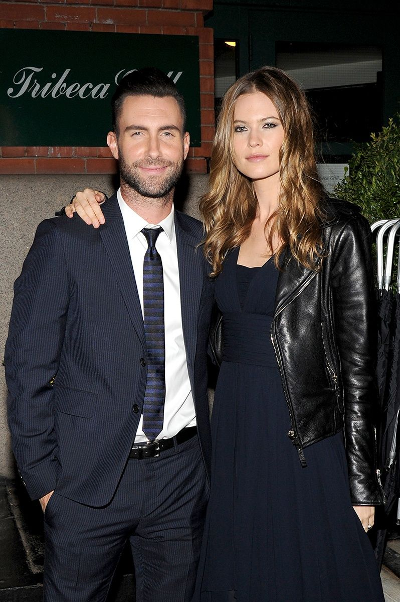 Behati Prinsloo, Kate Moss and Lily Aldridge and 7 Other ...
